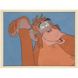 "Original Production Cel of King Louie from ""The Jungle Book"""