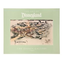 The Art of Disney Gallery poster