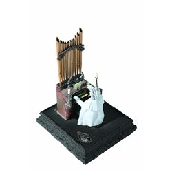 "The ""Phantom Organ Player""  limited edition sculpture"