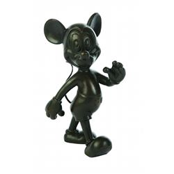 Limited Edition Bronze Mickey Mouse by Blaine Gibson, very good condition, edition number 195/200, 7