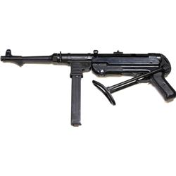 Non firing prop gun with workable action,