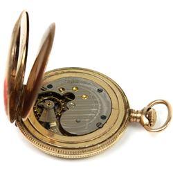Antique Burlington Special pocket watch