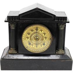 Antique mantle clock by Ansonia Clock Co.