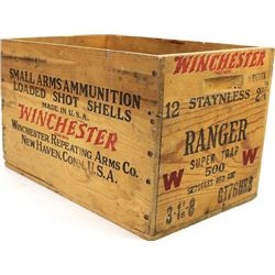 Winchester 12 ga. Ranger Super Trap wood