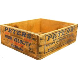 Peters High Velocity Rustless 22 Short