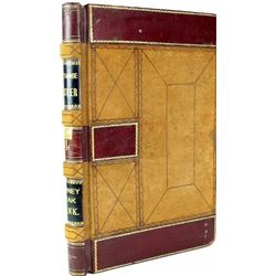 Early Harney Peak Bank register book