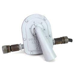 Original cast iron electric emergency horn