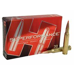 Hornady Superformance Ammo 270 Winchester 130Gr SST