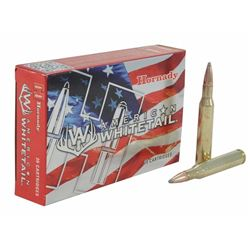 Hornady American Whitetail Ammo 270Win 130Gr