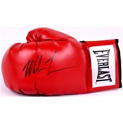 4a636965e8a Mike Tyson Signed Everlast Boxing Glove (JSA COA)