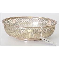 Sterling Silver Basket / Bowl
