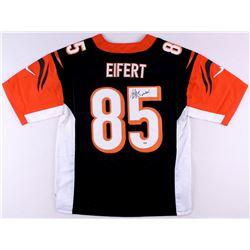 low priced de20c d6782 Tyler Eifert Signed Bengals Jersey Inscribed