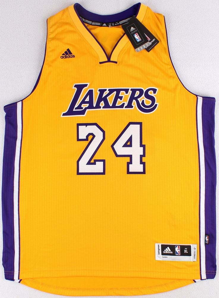 959787acb ... Image 3   Kobe Bryant Signed LE Lakers Authentic Adidas On-Court Jersey  Inscribed