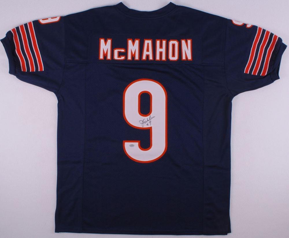 f551f9de063 Image 1 : Jim McMahon Signed Bears Jersey (Schwartz COA) ...