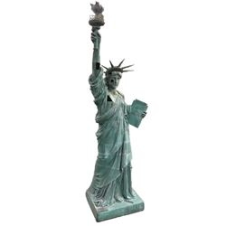 Resident Evil: Extinction Statue of Liberty from New York New York Hotel and Casino