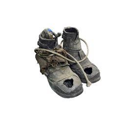 Terminator Salvation T-600 Boots