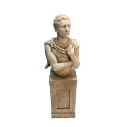 National Treasure Treasure Room Artifacts: Marc Antony Bust