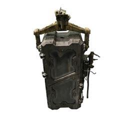 Pitch Black Cryo Locker