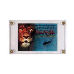 The Chronicles of Narnia Screen Use Aslan Rope Movie Props