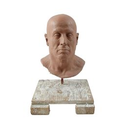 Demolition Man Sylvester Stallone Head Casting