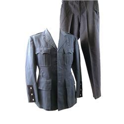 Dick Van Dyke TV Show Police Uniform