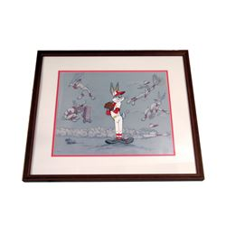 Bugs Bunny Animated Film Art