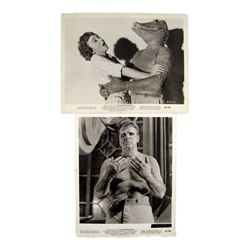 The Alligator People Lobby Cards