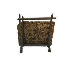 National Treasure Treasure Room Artifacts: Mayan Sculptural Frieze