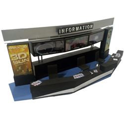Night At The Museum: Battle Of The Smithsonian Information Kiosk #2