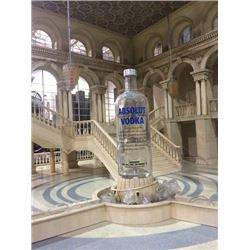 """Absolut Print Campaign Absolut """"Catalyst"""" Set"""