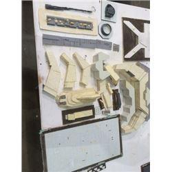 Alien Resurrection Auriga and Observation Room Model Original Patterns