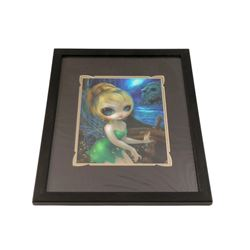 Disney Tinkerbell Framed Lithograph