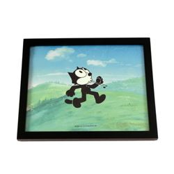 Felix The Cat Hand Painted Animation Cel
