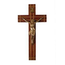 Supernatural Wood and Metal Crucifix Movie Props
