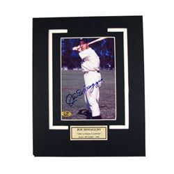 Joe DiMaggio Yankees Autographed Photo
