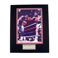 Muhammad Ali Autographed Photo