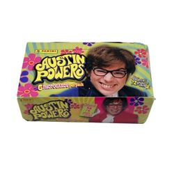 Austin Powers Sealed Collector Cards