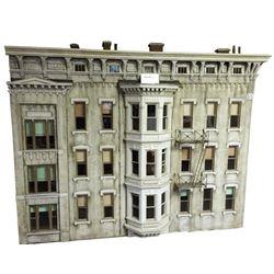 Little Man Tate Row House Façade
