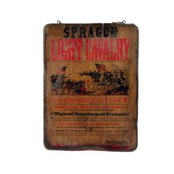 Breaking Bad Sprague Night Calvary Sign Movie Props