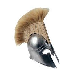 300 Spartan Helmet Movie Props