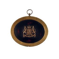 Harry Potter And The Half Blood Prince Crest Wall Plaque Movie Props