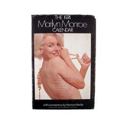 Marilyn Monroe Famous Photographers 1974 Calendar