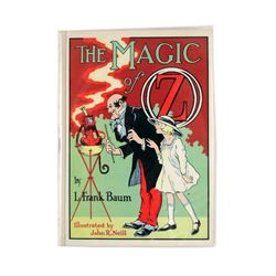 The Wizard of Oz-The Magic of Oz Book