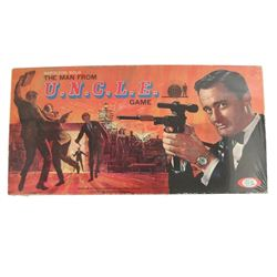 Man from Uncle TV Show Board Game 1965