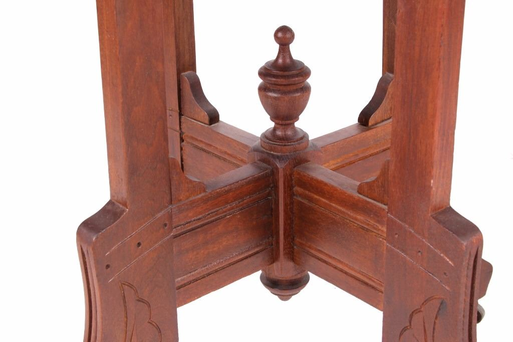 Excellent Eastlake Parlor Table 19Th Century Short Links Chair Design For Home Short Linksinfo