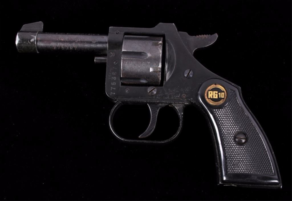 Rhom Model RG10  22 Short German Revolver