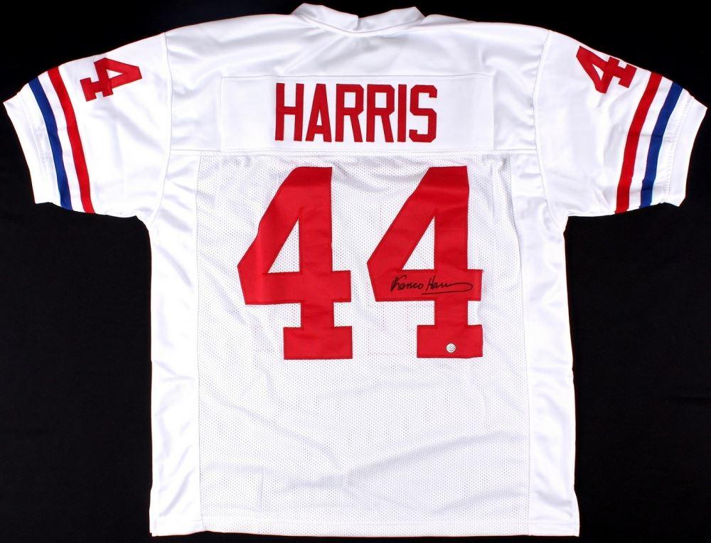 f62dbe207 Image 1   Franco Harris Signed AFC Pro Bowl Jersey (TSE COA) ...