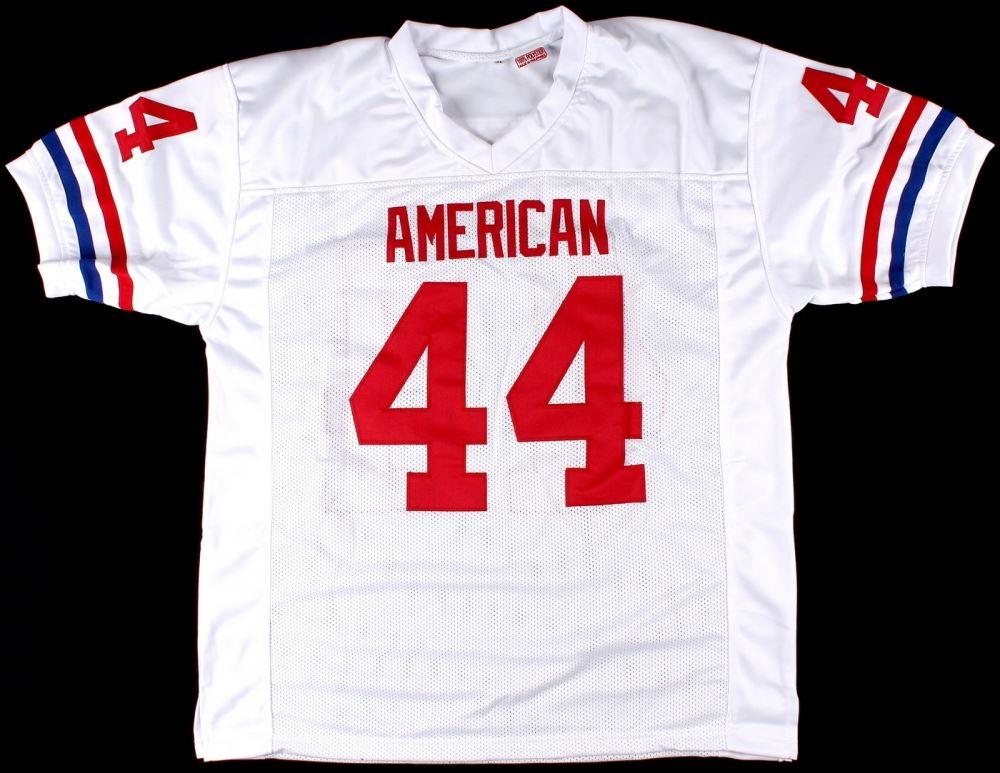 d43e8f522 ... Image 3   Franco Harris Signed AFC Pro Bowl Jersey (TSE COA) ...