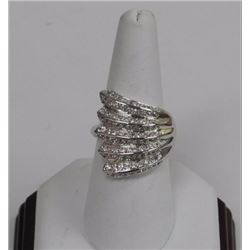 Chic - Multi Swirl Stacking Ring