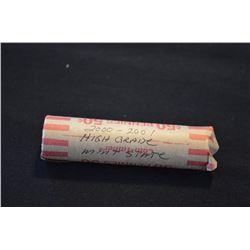 2000-2001 Roll Canada Pennies - High Grades
